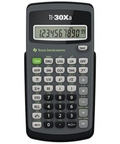 Texas TI-30Xa Scientific calculator