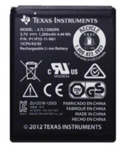 Texas TI  Rechargeable Battery wireless