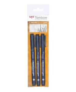 Fineliner Tombow MONO drawing pen (3)