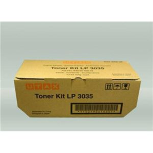 Utax TA LP3030/LP4030 toner kit black incl. wastebox