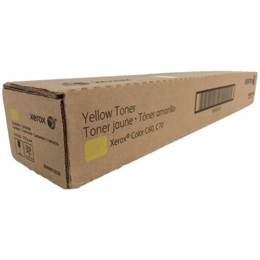 C60/C70 toner yellow
