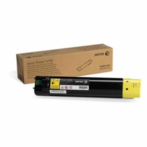Phaser 6700 toner yellow 12k