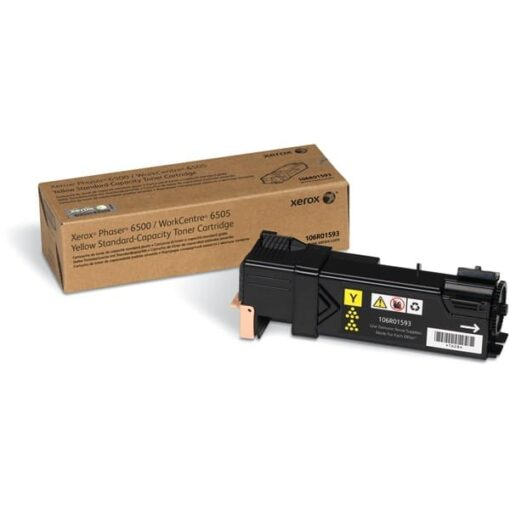 Phaser 6500 / WC6505 toner yellow 1K