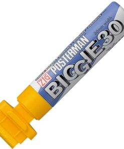 Marker ZIG Posterman 30mm gul