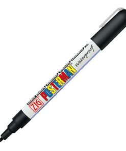 Marker ZIG Posterman 1mm sort
