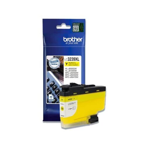 LC3239XLY ink cartridge Yellow 5K