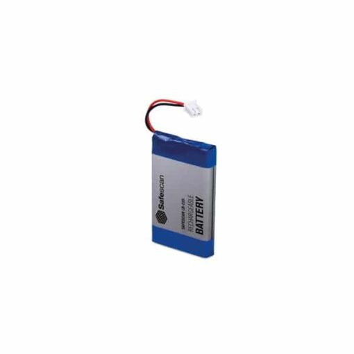 Rechargeable battery for Safescan 6165