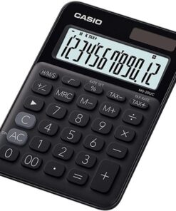 Casio calculator MS-20UC black