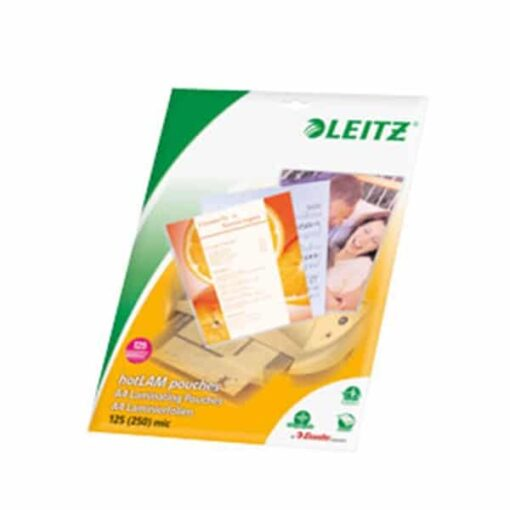 Lamineringslomme glans 125my A5 (100)