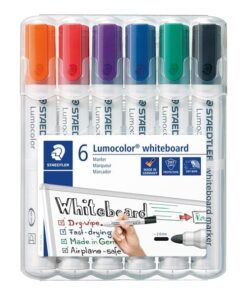 WB Marker Lumocolor rund 2mm ass (6)