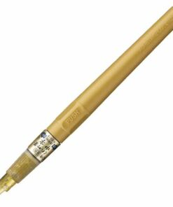 Zig Fude Pen Chuji No.60 gold