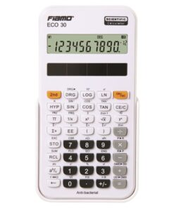 Fiamo Eco 30 Anti-bacterial Calculator