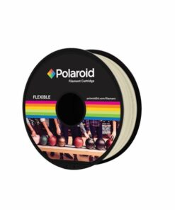 Polaroid 1Kg Universal FLEXIBLE Filament Material Natural