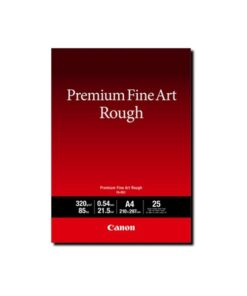 A4 Premium FineArt Rough (25)